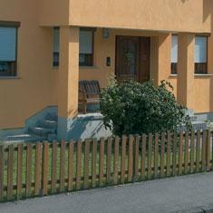 Holz-Haustüren